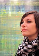 Arte (eleonora_parini) Tags: london me arte quadro autoritratto londra profilo