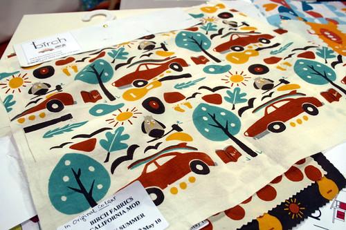 Birch Fabrics - Circa 60 Beach Mod