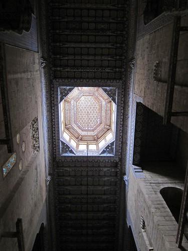 One of the Spaces of Masjid Al Rifai أحد فراغات مسجد الرفاعي / Cairo / Egypt - 08 05 2010
