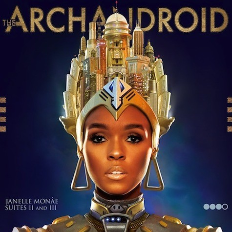 Janelle Monae-The Archandroid