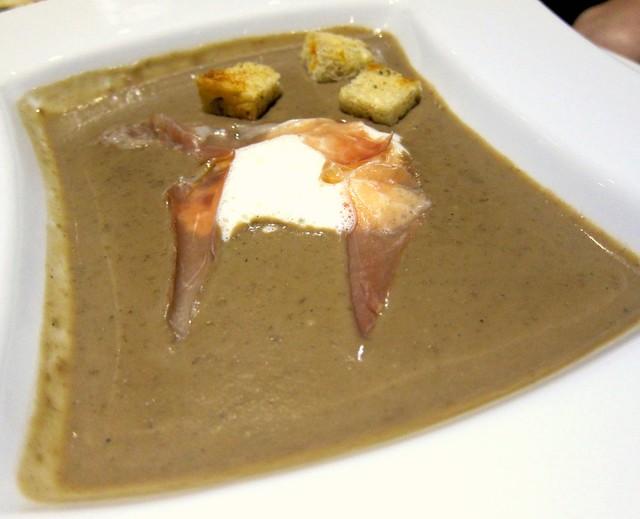 Porcini Soup