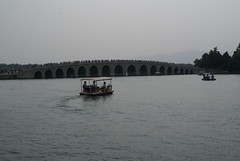 17-Arch Bridge on Kunming lake