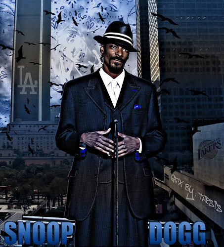 SNOOP DOGG BLUE LA