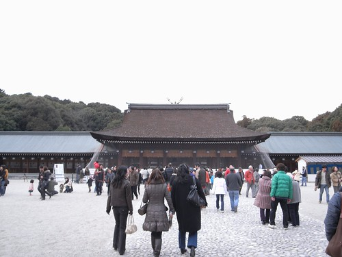 橿原神宮への初詣-02