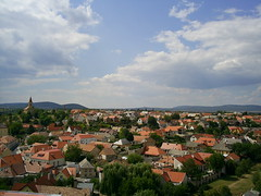 Panorama from the Castle (pappgabor) Tags: veszprém 2007