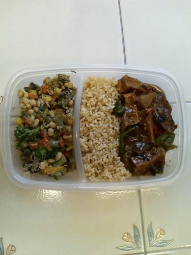 Bento Challenge lunch 1