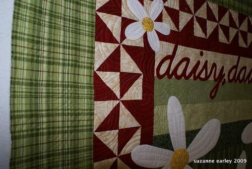 Daisy, detail 2