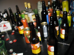 Unfocused detritus