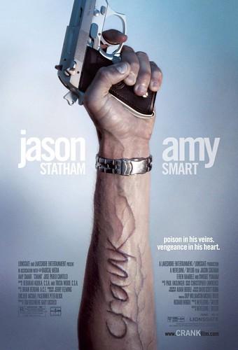 Crank 2 Movie Poster