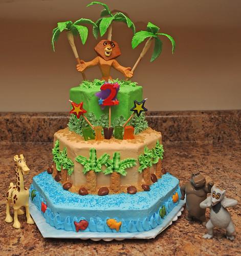 River's Birthday Cake