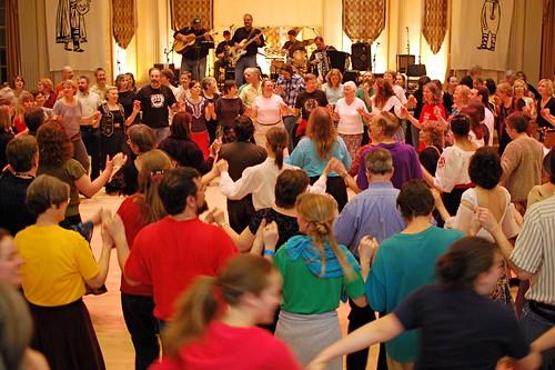 Orchestra Sloboda Gets 'Em Dancing