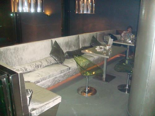 Rincón del lounge