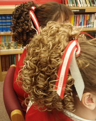 Pictured: Curls 1/27/09, originally uploaded to Flickr by dianecordell.