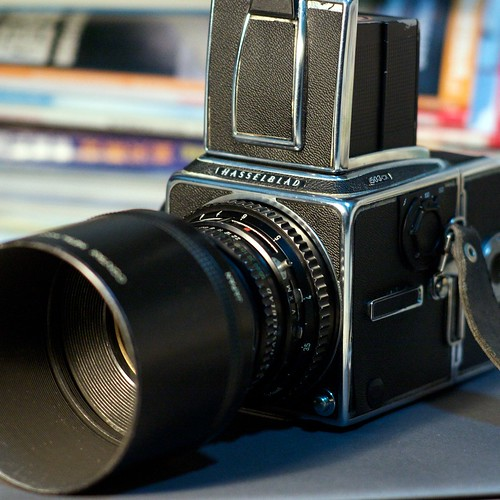 how to use a hasselblad