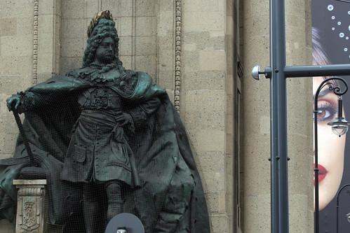 Friedrich I. geht ein Licht auf