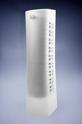 Paralda Eco-Friendly Air Purifier in White
