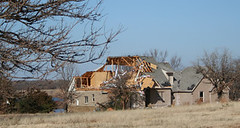 Okahoma Tornado Damage 2.11.2009