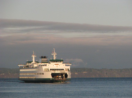 Washington State Ferries - Edmonds