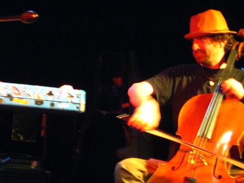 rachael's cellist