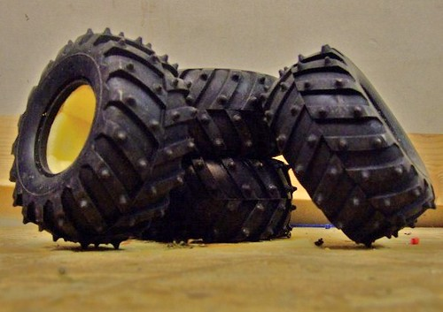 car model offroad rubber rc tyres