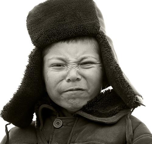 Kyrgyzstan Boy, Western Border of Xinjiang Province