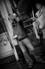 Smoke (Herschell Hershey) Tags: blur london fan football cigarette smoking east futebol greenstreet westham