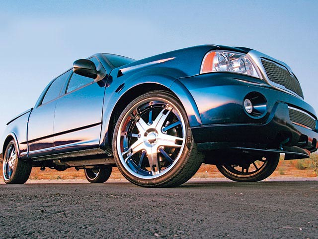 2001 ford f150 custom