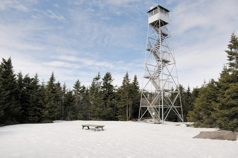 Balsam Mountain Fire Tower