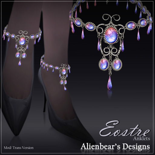 Eostre anklets Multi MS