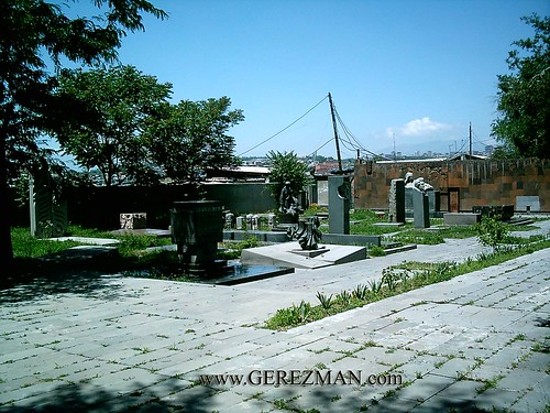 The Pantheon of Yerevan