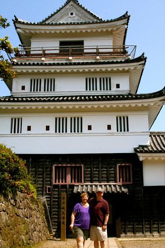 mom/dad hirado castle