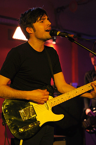 The Boxer Rebellion live in Hamburg