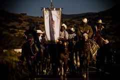 Cabalcata Cristo Rey (Alessandro Tortora) Tags: mexico caballo folk guanajuato re cristo 2008 cavalli caballeros folclore tradizioni cavalcata alessandrotortora