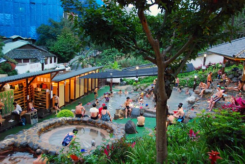 beitou hot springs, taipei