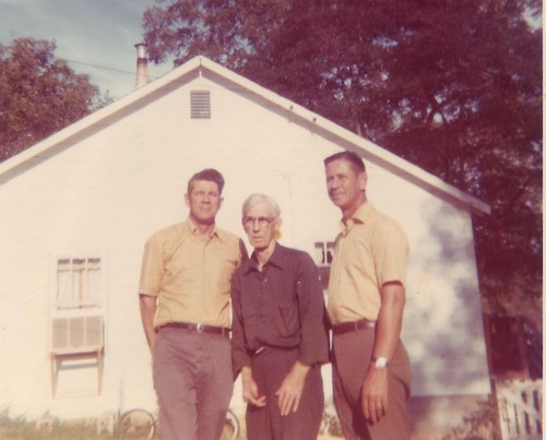 william morrison. Bob, Grandpa Harland, amp; William Morrison