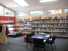 Diamond Harbour Library