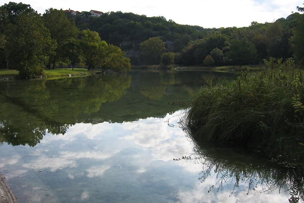 0924 Guadalupe River at River Inn Crossing, Hunt, Texas
