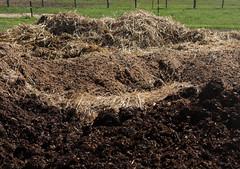 Farm compost