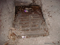 collapsing sewer