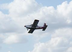 G-BFXW Grumman AA-5B Tiger (PaulHP) Tags: plane airplane aircraft tiger aeroplane essex airfield grumman northweald aa5b northwealdbassett gbfxw