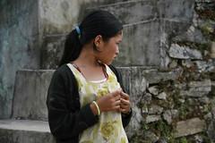 Nepal - Helambu Valley (nepalbaba) Tags: nepal girl trekking ragazza bej abigfave goldstaraward earthasia helambuvalley nepalbaba