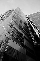 (nzbuu) Tags: city sky urban reflection building london delete10 architecture modern delete9 delete5 delete2 delete6 delete7 gimp wideangle delete8 delete3 delete delete4 save cityoflondon eastermonday canonefs1022mmf3545usm ufraw canoneos450d 30crownplace