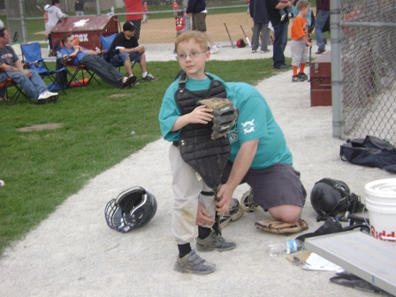 Catcher Michael