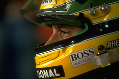 In Memory of Ayrton Senna // 15 years without a champion (ColdTrackDays.com) Tags: boss helmet f1 formulaone senna fia ayrton ayrtonsenna yellowandgreen greenandyellow 15years f1driver racehelmet f1champ bossmensfashion