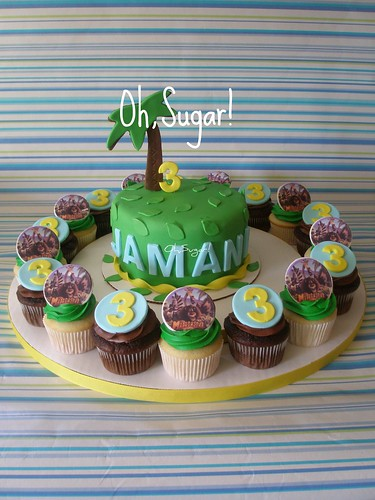 Jamani's Madagascar Cake and Cupcakes