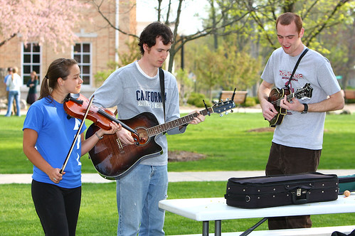 Music on the Quad