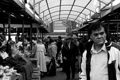 Market Life, Social Documentary Photography Project (Image #9) (Daniel James Underwood.) Tags: blackandwhite bw white black history birmingham raw market daniel streetphotography gritty depression reality environment bargains society rag bullring reallife candidshot clicking socialhistory recorded standardlens documentaryphotography projectwork marketlife danieljames ragmarket documented creditcrunch danielunderwood danieljamesunderwood bullringragmarket socialportraitphotography thebullringragmarket naturalfaceexpression realitytruth