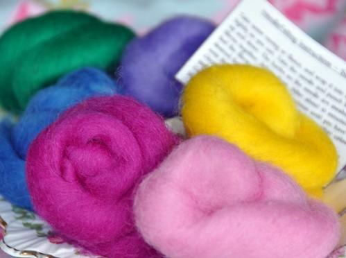 Wool Rovings