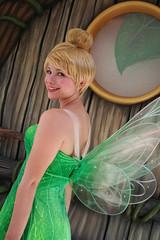 TinkerBell (briberry) Tags: bell disneyland tinkerbell disney pixie fairies hollow tinker