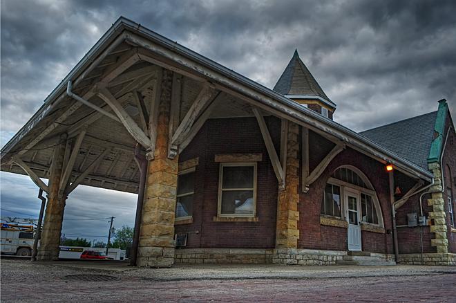 Dekalb depot